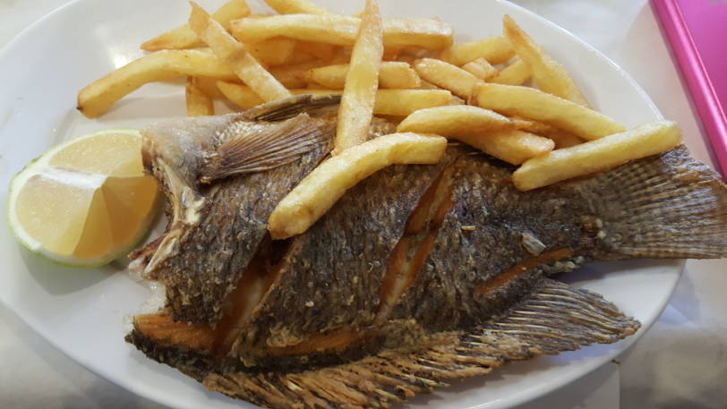 St. Peter's Fish…Delicious!