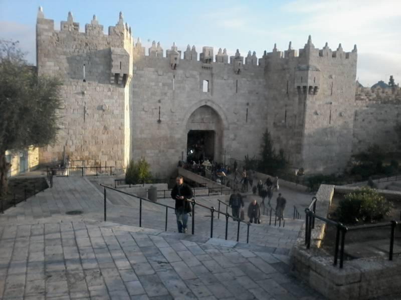 The Old City: Jerusalem